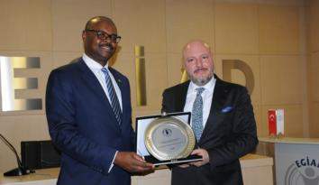 EGİAD – Afrika İşbirliği.