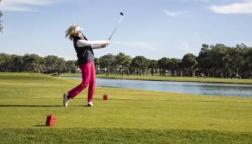 Nuri Özaltın Golf Turnuvası Başlıyor.