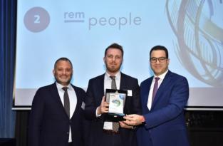 Türkiye'nin 'En Hızlı Büyüyen İkinci Teknoloji Şirketi' REM People oldu!