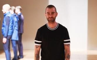 Serdar Uzuntaş 2020 Milano Erkek Moda Haftası'ndaki tek Türk tasarımcı oldu..