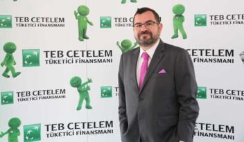 TEB Cetelem daha iyi bir gelecek için çalışıyor.