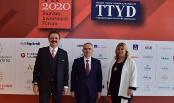 Uluslararası yatırımcılar Türkiye'ye büyük ilgi gösterdi.