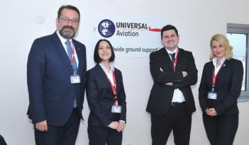 Universal Havacılık Artık Türkiye Pazarında!