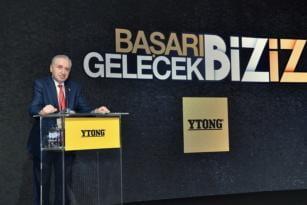 Türk Ytong, 2020 hedefleriyle başarıya ve geleceğe odaklandı.