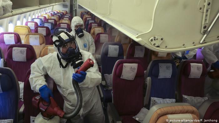 Corona Virüsü Çin Havayollarını Bitirme Noktasına Getirdi.