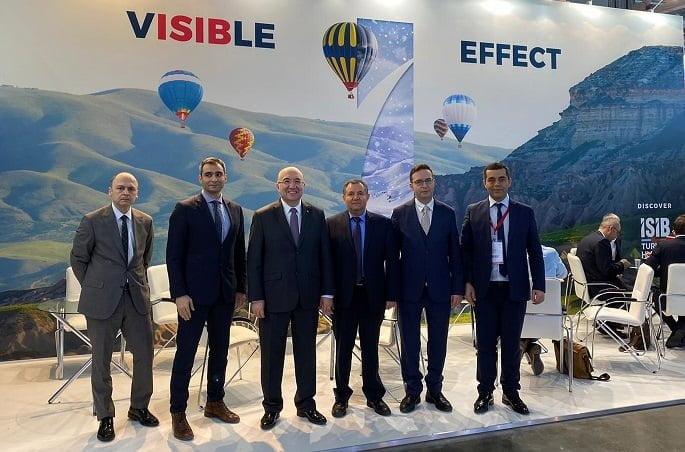 Aquatherm Moscow Fuarı'nda Türk Firmalara Yoğun İlgi.