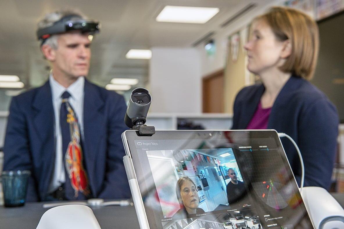 Microsoft yapay zekâ ile görme engellilere yepyeni imkânlar sunuyor.