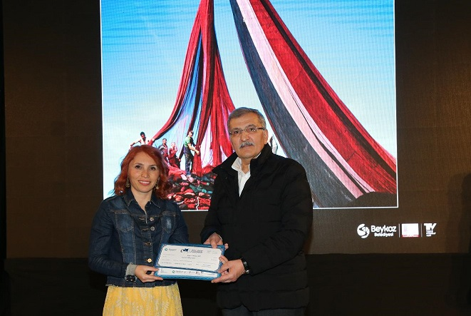 """""""Beykoz Belediyesi 1. Fotoğraf Yarışması""""nda Ödüller Sahiplerine Kavuştu."""