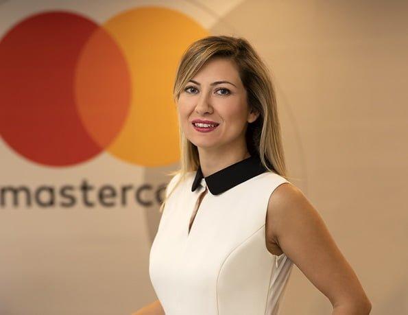 Mastercard'da Ceren Türkben Kaya'ya yeni görev.
