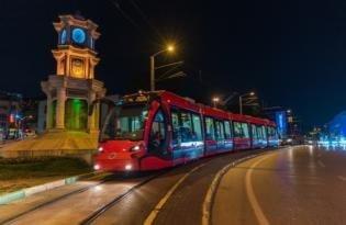Türkiye'den dünyaya ilk tramvay ihracatı.