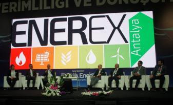 ENEREX Antalya Fuarı Kapsamında Yapılan Antalya OSB Oturumu Yoğun İlgi Gördü.