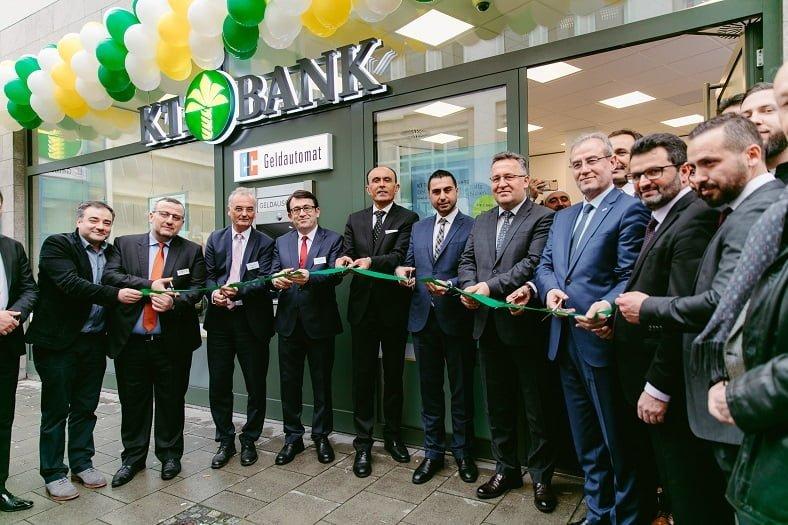 KT Bank AG Almanya'daki 5. şubesini Münih'te açtı.
