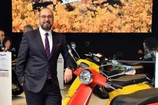 Vespa Elettrica, Motobike İstanbul'da Görücüye Çıktı!