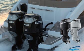 Suzuki, Boat Show'da Yeni Modeli  DF 300B'yi Tanıtacak!