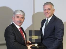 Şekerbank, Türkiye Noterler Birliği ile POS anlaşması imzaladı.