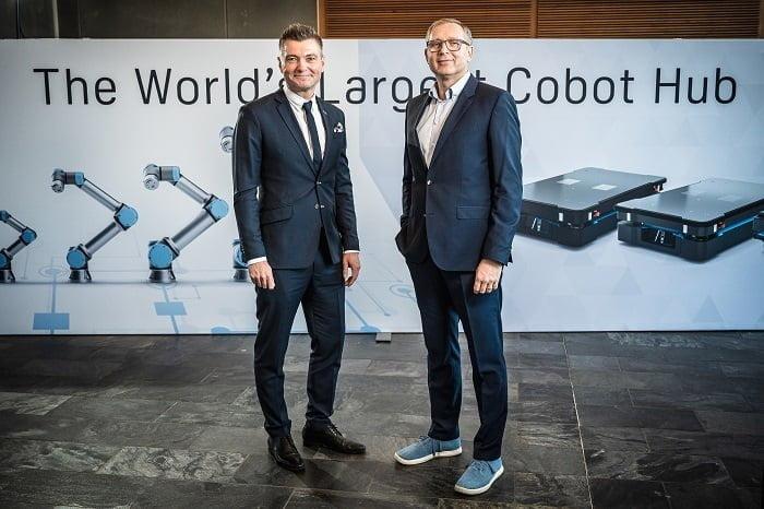 Danimarka'nın iki dev şirketinden 36 milyon dolarlık ortak yatırım.