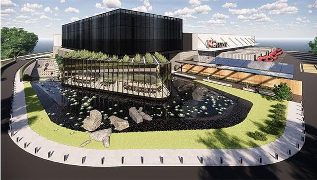 IGLO ARCHITECTS, Tayvanlı YC İnox'un Türkiye Yatırımında Mimari Partneri Oldu.