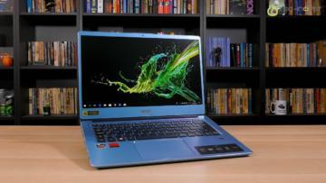 Acer Swift 3, Türkiye'de Teknoloji Severlerin Gözdesi Oldu.
