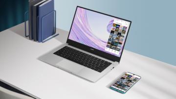 HUAWEI MateBook D 15 Türkiye'de Satışa Çıkıyor.