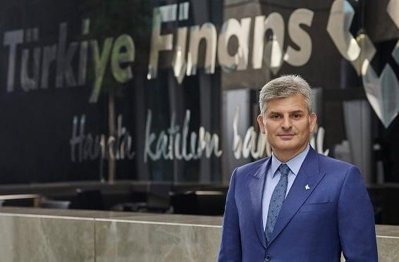 Türkiye Finans'tan ilk yarı yılda ekonomiye 60 milyar lira destek