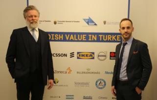 İsveçli Firmalardan Türk Ekonomisine Büyük Katkı.