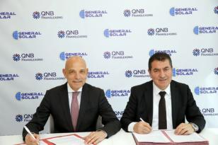 QNB Finansleasing'den General Solar Enerji'yle İş Birliği.