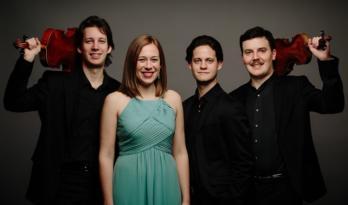 """bomontiada Salı Klasikleri Nisan Ayında """"Öykü Koçoğlu ve Furiant Quartet""""i Ağırlıyor."""