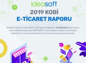 KOBİ'ler 2019'da e-ticaret Sayesinde 42 Milyon Ürün Sattı.