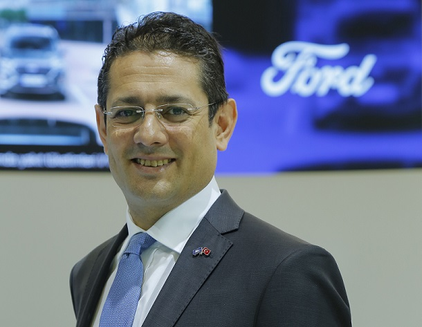 Geleceğin SUV'si Yeni Ford Kuga Türkiye'de.