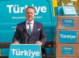 'Made in Türkiye' Dünyaya İyilik Yayacak.