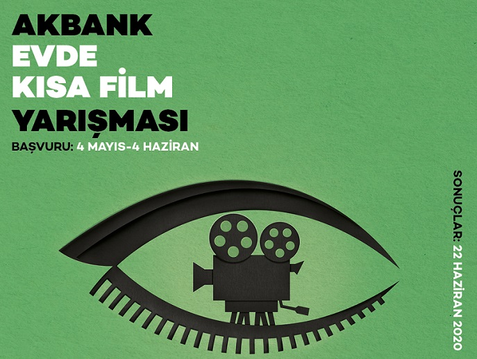 Akbank Evde Kısa Film Yarışması Kısa Filmlerinizi Bekliyor.