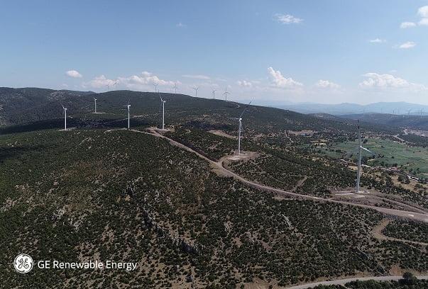 GE Yenilenebilir Enerji ve Fina Enerji, Türkiye'de 193 MW Gücünde Rüzgâr Santralleri Kuracak.