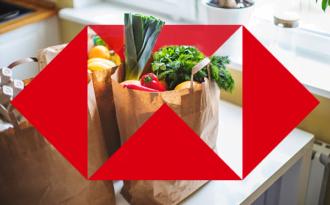 HSBC Advantage ile market alışverişlerinde indirim fırsatı.