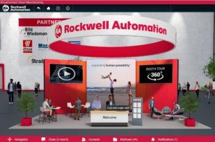 Rockwell Automation'ın VirtualConnect etkinliğinde katılımcılar inovasyonları deneyimledi.