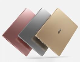 Acer Swift 1, stil sahibi kullanıcıların radarında.
