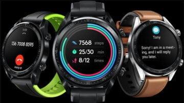 Huawei'den Akıllı Saat, Watch GT 2 Serisi.