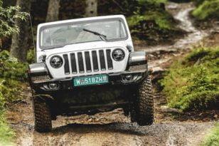 Jeep Wrangler Almanya'da En İyi Arazi Aracı ve SUV Seçildi!
