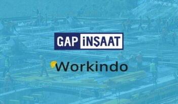 Gap İnşaat ve Workindo'dan Kariyer İş Birliği.