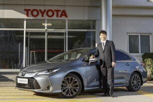 Toyota Türkiye 30. Yılını Kutluyor.