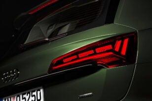 Audi, yeni nesil OLED teknolojisini kullanmaya başladı