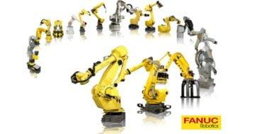 FANUC, yeni nesil hafif robotunu Avrupa pazarına sürüyor