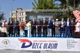 Düzce Belediyesi'ne 114 Adet Karsan Jest+!