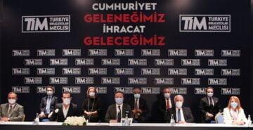 """TİM """"Cumhuriyet Geleneğimiz, İhracat Geleceğimiz"""" sloganıyla Cumhuriyet Bayramı'nı kutluyor"""