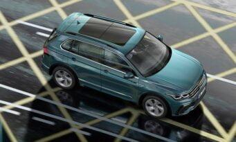 Volkswagen'nin yenilenen SUV Modeli Tiguan showroomlarda sizi bekliyor