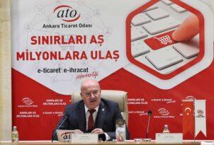 ATO'dan E-Ticaret ve E-İhracat Seferberliği