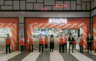 KOÇTAŞ Ankara'da beşinci mağazasını hizmete açtı