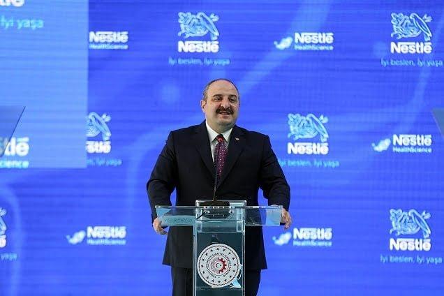 Nestlé, Türkiye'nin İlk Medikal Beslenme Ürünleri Fabrikasının Temelini Attı