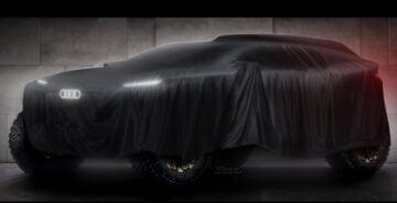 Audi, yönünü pistlerden çöllere çevirdi