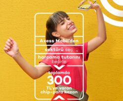 Axessliler yılbaşında 300 TL'ye varan kaybolmayan chip-para kazanıyor!