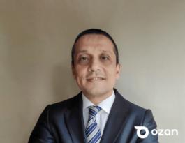 Ozan'da teknoloji mimarisi Berk Özdirek'e emanet